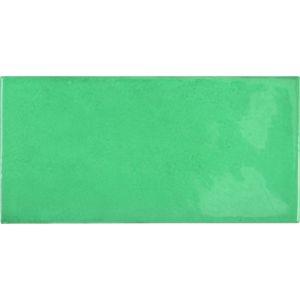 Obklad Equipe VILLAGE teal 6,5x13 cm lesk VILLAGE25573
