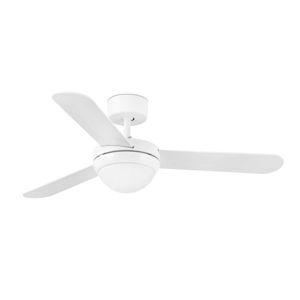 FARO FEROE bílý stropní ventilátor 33600