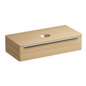 Koupelnová skříňka pod umyvadlo Ravak SUD 110x53 cm dub X000001083