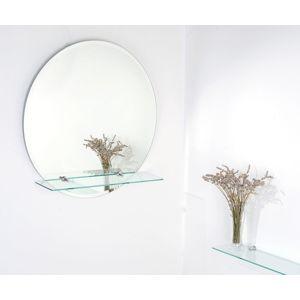 Zrcadlo s fazetou Amirro Georgina 60x60 cm 125-615