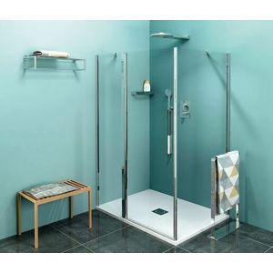 Boční zástěna ke sprchovým dveřím 70x200 cm Polysan Zoom chrom lesklý ZL3270