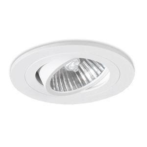 BPM Vestavné svítidlo Aluminio Blanco, bílá, 1x50W, 230V 4909 4210GU