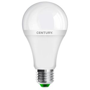 CENTURY LED HRUŠKA ARIA PLUS 15W E27 6400K 1521Lm 270d 60x129mm IP20 CEN ARP-152764