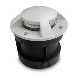 CENTURY Zemní LED PAVI 120 mm 4 světla 5W 24VAC/DC 3000K 160Lm 100d 130x130mm 500kg IP67 IK06 CEN PAVIC4L-0513030