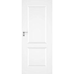 Interiérové dveře Naturel Nestra pravé 80 cm bílé NESTRA1080P