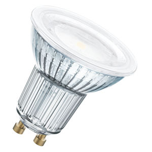 OSRAM LED VALUE PAR16 80 non-dim 120d 6,9W/830 GU10 Čirá 4058075096707