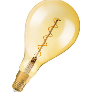 OSRAM Vintage 1906 LED dim CL A160 FIL GOLD 28 dim 5W/820 E27 4058075269705