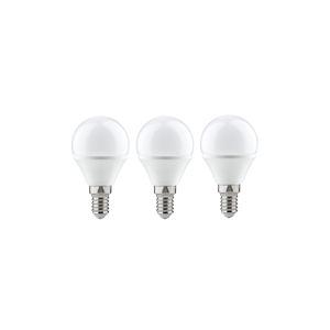 PAULMANN LED kapka 4W E14 230V teplá bílá 3ks-sada 284.27 P 28427 28427