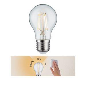 PAULMANN LED AGL 4,5W E27 čirá 230 V 3-krokové-stmívatelné 285.70 P 28570 28570 Čirá
