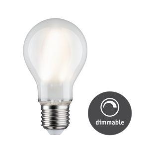 PAULMANN LED Filament žárovka bílá/mat 9W E27 neutrální bílá stmívatelné 288.15
