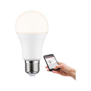 PAULMANN SmartHome ZigBee LED 9 W mat E27 2700K teplá bílá 501.22