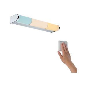 PAULMANN HomeSpa LED svítidlo k zrcadlu Arneb IP44 chrom 6,5W WhiteSwitch 2700K 789.43