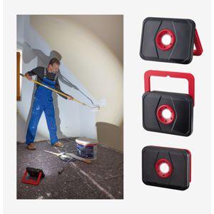 PAULMANN Mobilní nabíjecí pracovní svítidlo na baterie Worklight 15W 6500 K stmívatelné černá/červená 942.88